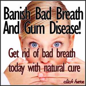 bad breath cure
