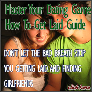 dating with bad breath