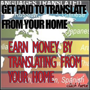 translate from home ad get paid